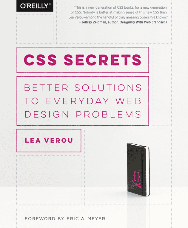 Book cover of CSS Secrets
