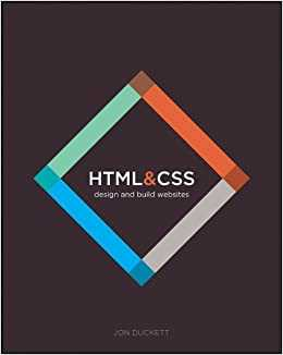 Book cover of HTML and CSS